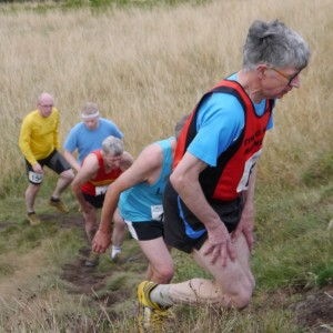 Hugh Caerketton Hill Race