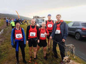 Tinto Hill Race 2016