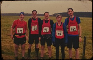 Tinto Hill Race 2014
